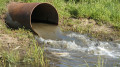 Wastewater Discharge Pipe