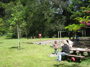 Creekside Park Tots Playground