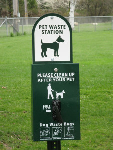 Pet Waste Station
