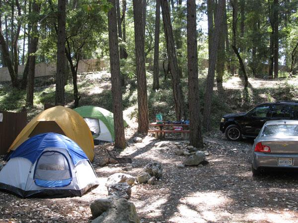 Camp Site Tent