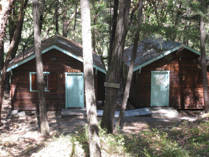 Cedar and Pine Cabins