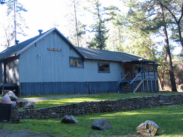 Cookhouse Exterior
