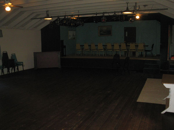 Cookhouse Interior