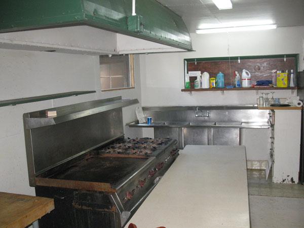 Cookhouse Kitchen